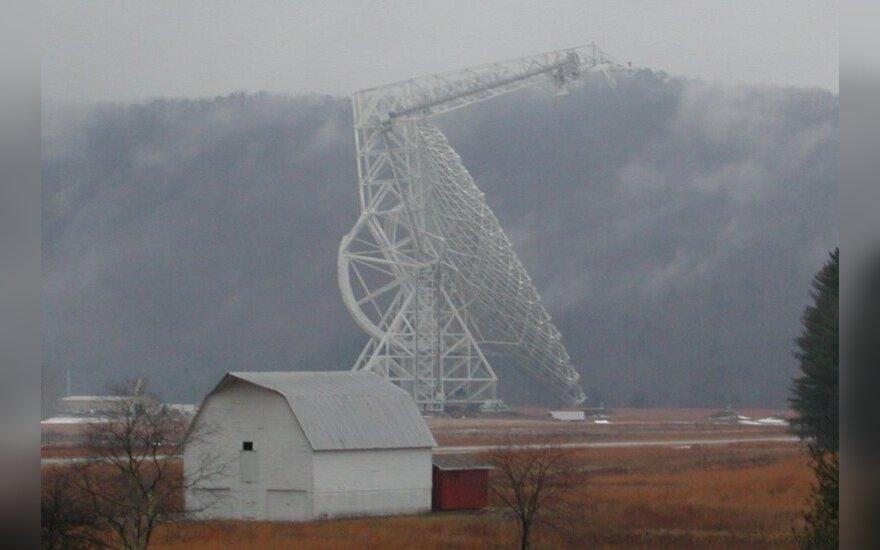 Green Bank teleskopas