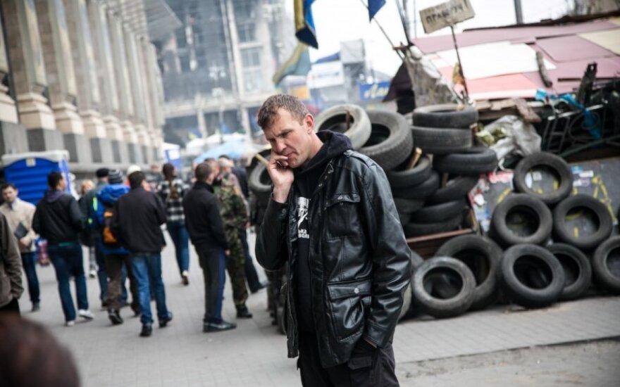 Lenkijoje sulaikytas Mazuras paleistas į laisvę