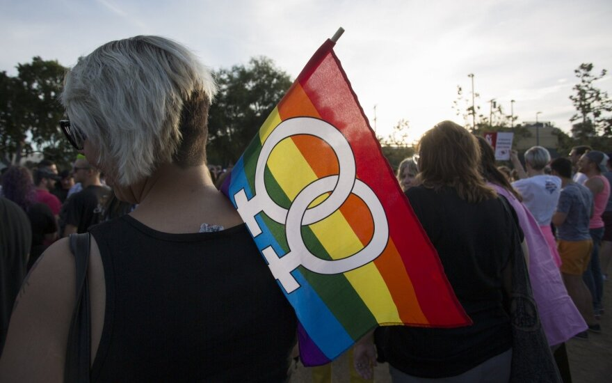 Lithuania drops in world rankings for LGBT rights