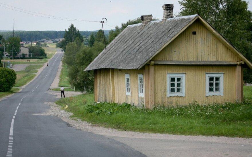 Gera žinia norintiems už valstybės pinigus atnaujinti individualų namą