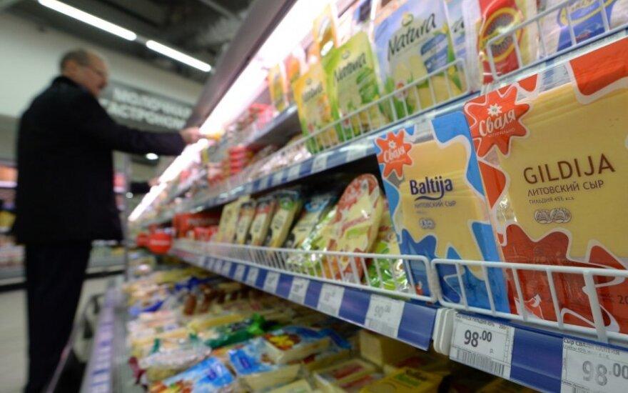 Pieno produktai, sūriai, pieno perdirbėjai, Rusija