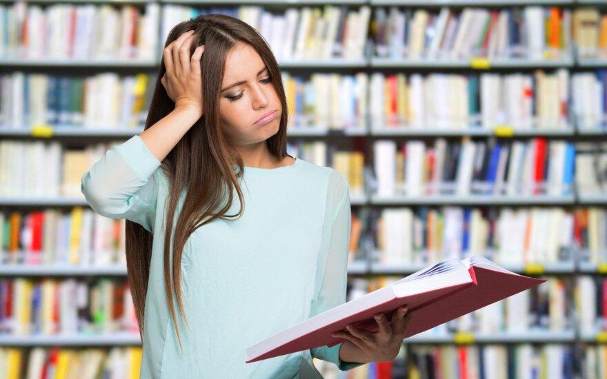 Galvoti apie karjerą reikia ne po studijų, o pirmame kurse
