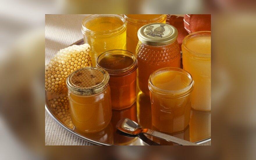 Medų palaikė sprogmenimis