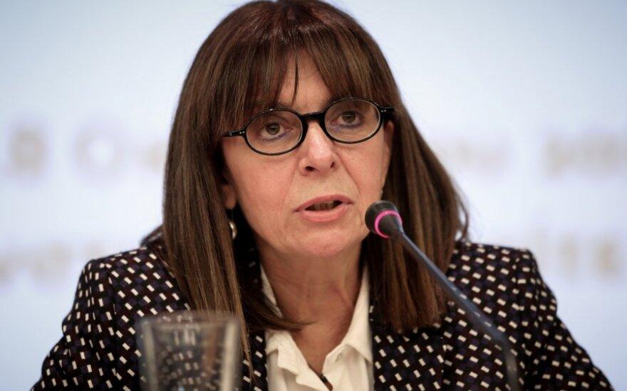 Ekaterini Sakellaropoulou