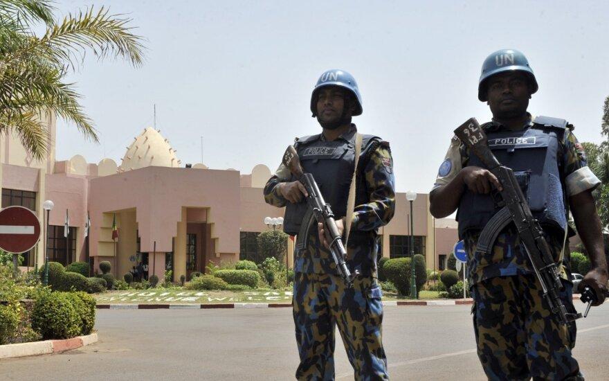 Neramiame Malio regione per išpuolius žuvo 40 žmonių