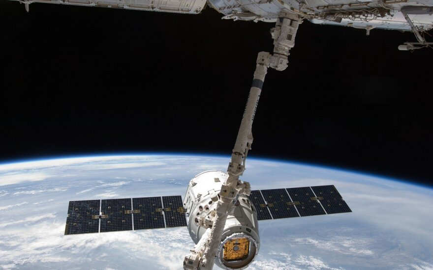 Kosminis palydovas
