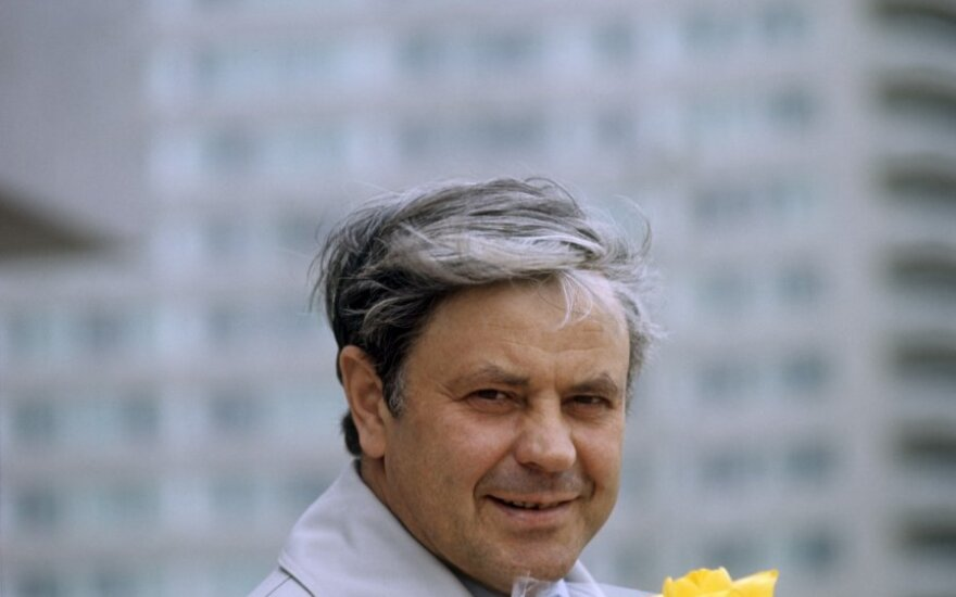 Celebrated Lithuanian actor Donatas Banionis dies at 90