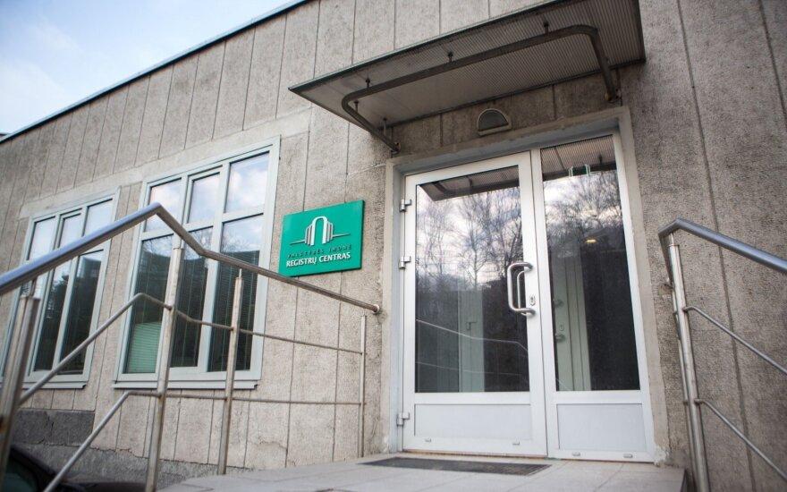 Registrų centras ruošiamas Susisiekimo ministerijai
