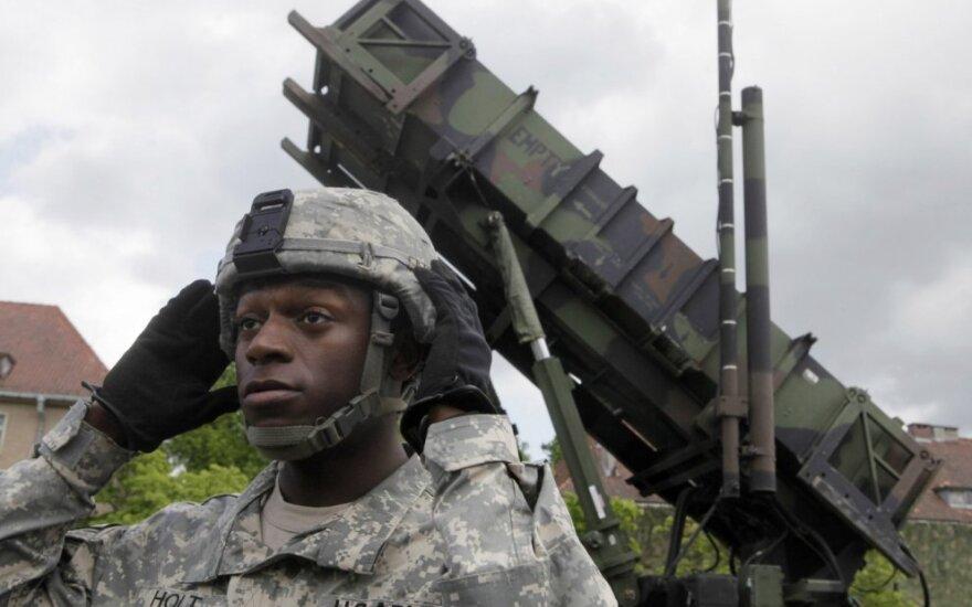 """Raketos """"Patriot"""""""