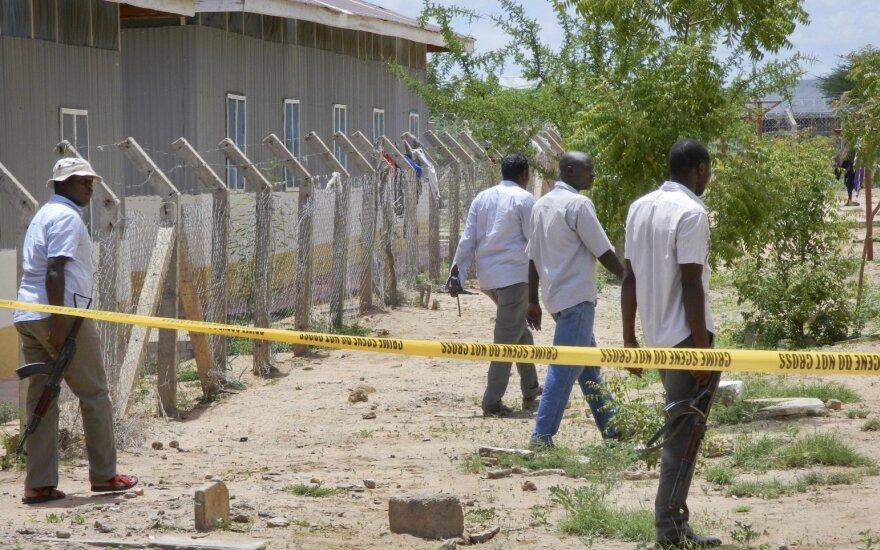 Kenijos teismas nuteisė tris asmenis už dalyvavimą 148 gyvybes nusinešusiose Garisos žudynėse