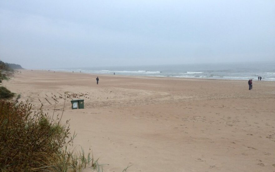 Lithuania to charge fees for access to seaside