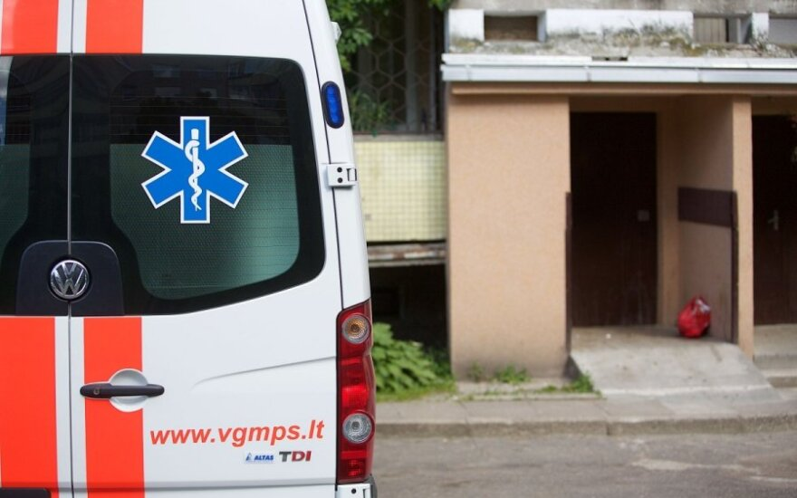 40 tūkst. skambučių sulaukę Kauno greitosios pagalbos medikai gyventojams turi dvi žinutes
