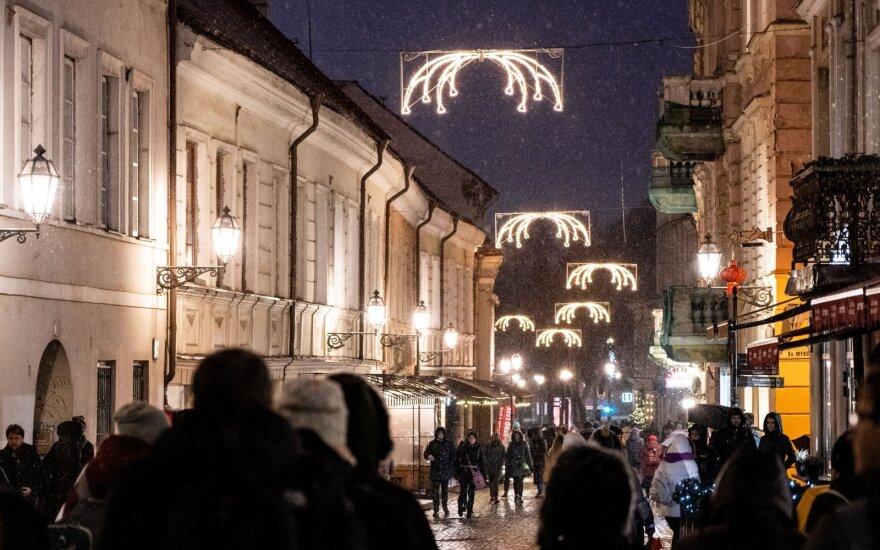 Vilniuje – iškilminga Trijų Karalių eisena