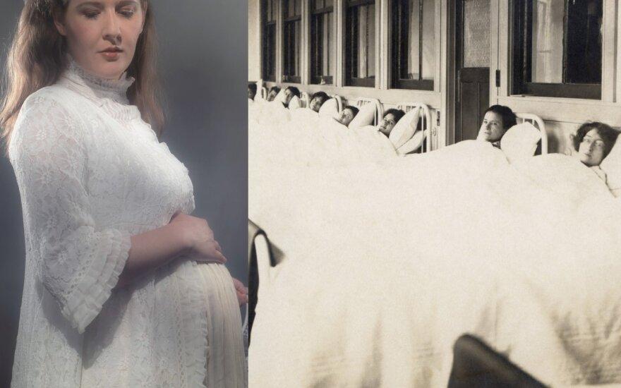 Nėštumas anksčiau