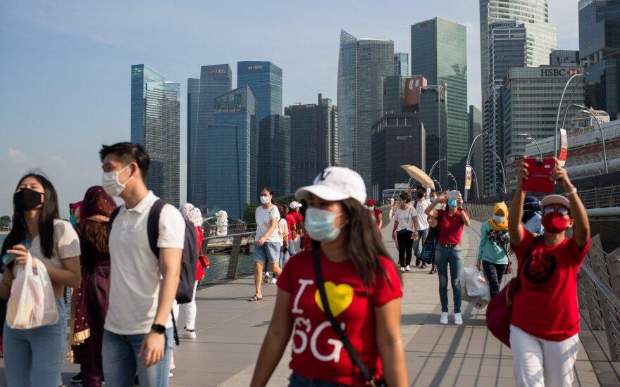 Koronaviruso išbandymas Azijos turtų paveldėtojams: spaudžia grįžti prie senų praktikų