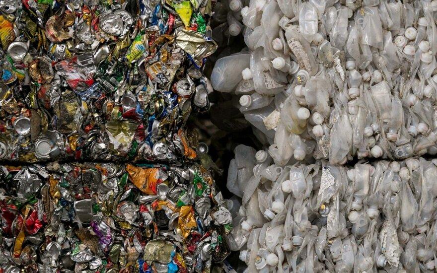 Verslą norima įpareigoti apskaityti atliekas
