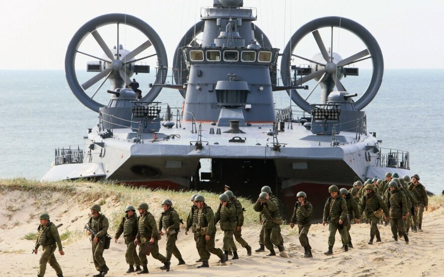 The Zapad 2017 exercise to take place in Russia and Belarus later this year will be the biggest-ever military war games next to Lithuanian borders, says Vytautas Bakas, chairman of the Lithuanian parliamentary National Security and Defense Committee.