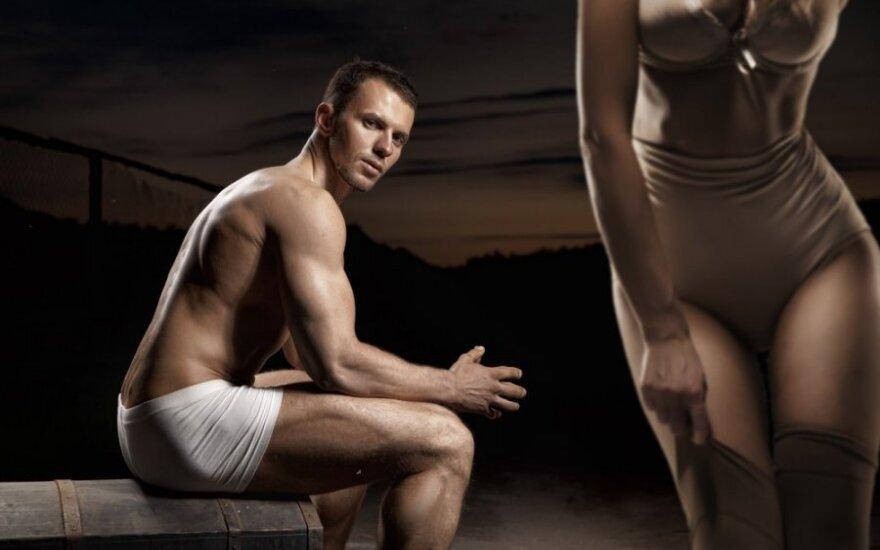 """""""Urologo užrašai"""". Ką daryti, kai mažėja testosterono ir noro"""