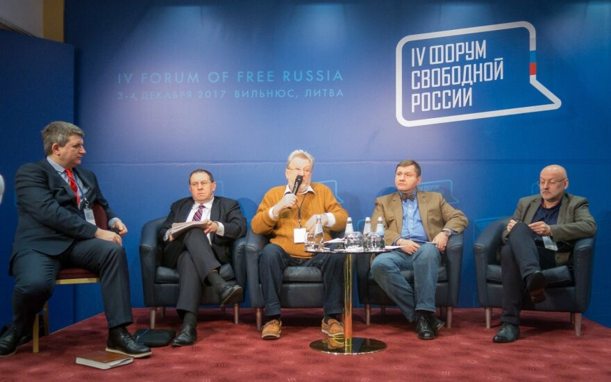 Free Russia Forum Lithuania