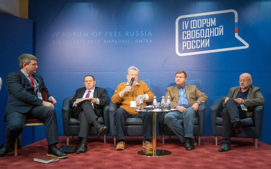 Free Russia Forum Lithuania