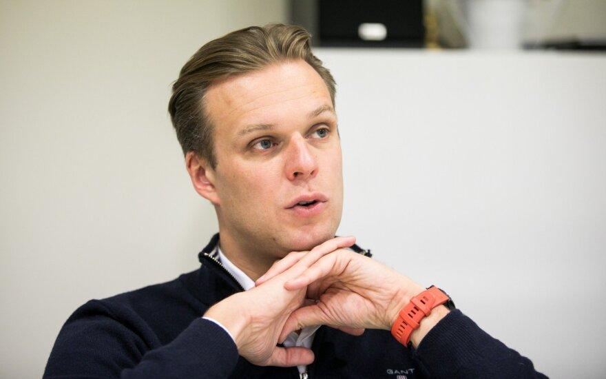 Landsbergiui iškilo abejonė dėl vieno iš svarbiausių Nausėdos tikslų