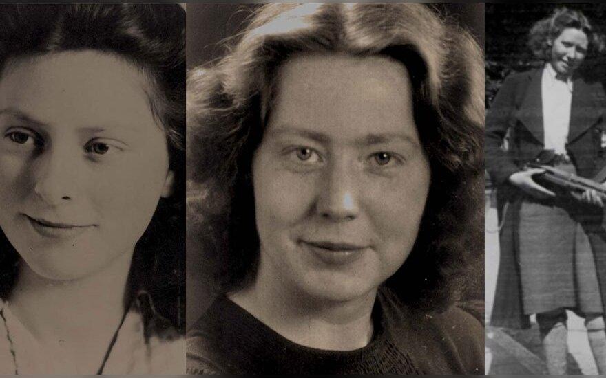 Trys paauglės tapo nacių medžiotojomis: vietoje bučinio suvilioti esesininkai gaudavo kulką į kaktą