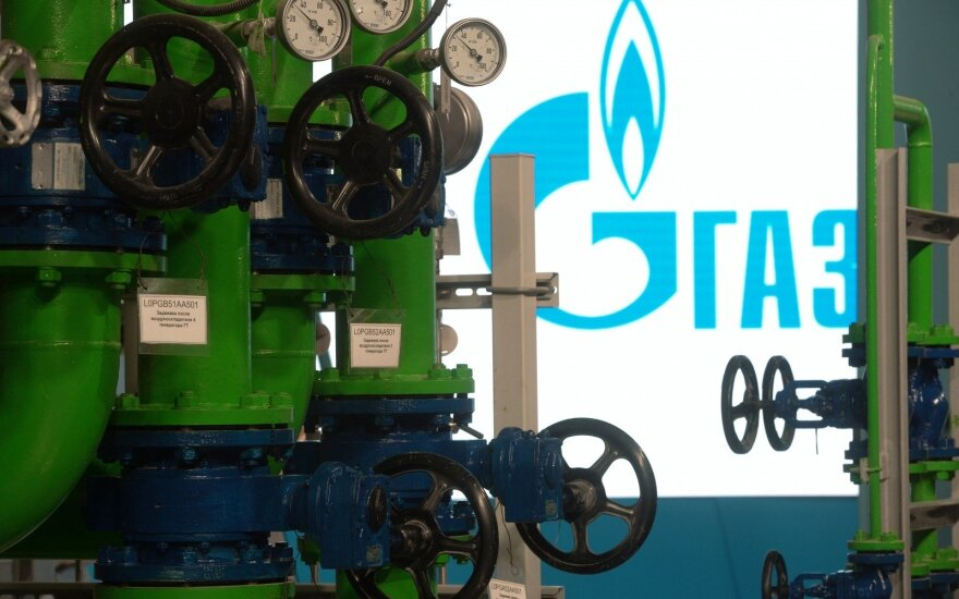 Lithuanian court upholds EUR 36 mln fine for Russia's Gazprom