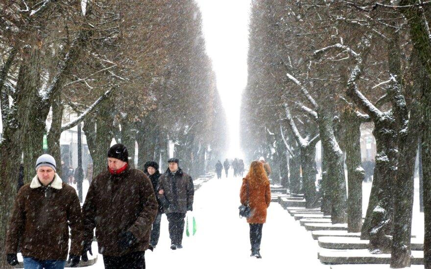Kauno verslininkai džiūgauja – pirkėjų prieš Kalėdas apstu