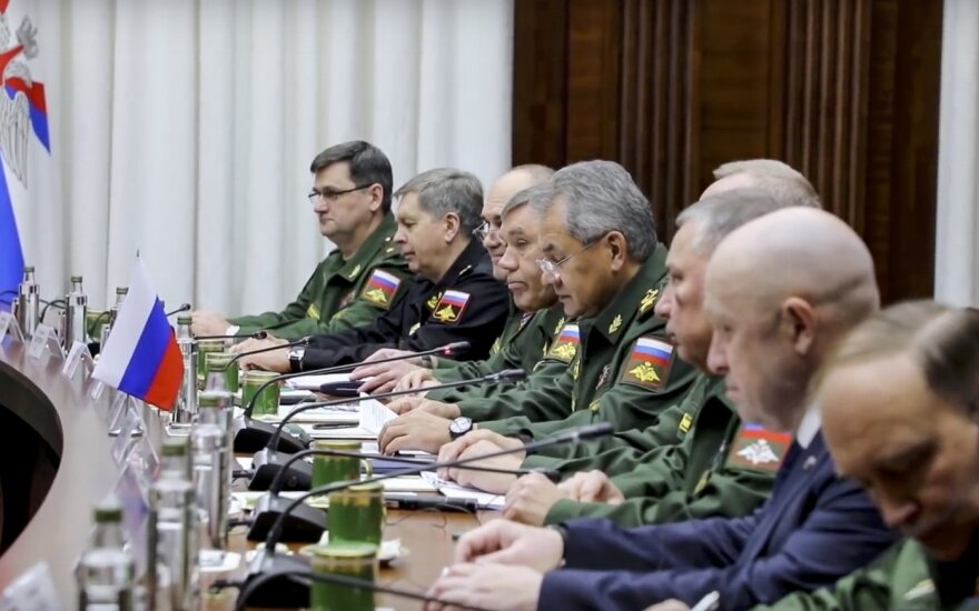 Sergejus Šoigu, Jevgenijus Prigožinas