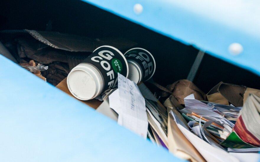 Popieriaus atliekos