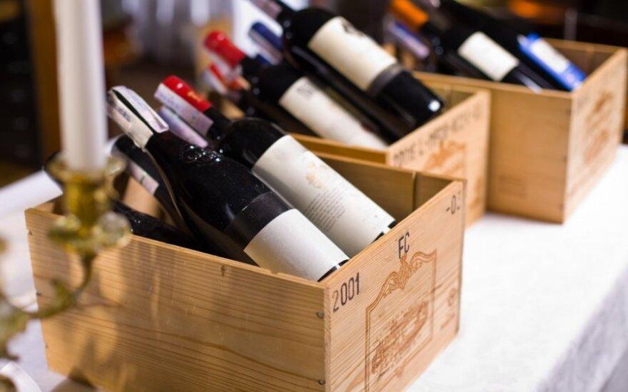 Lietuvos vyno čempionate išrinktas geriausias Naujojo Pasaulio vynas