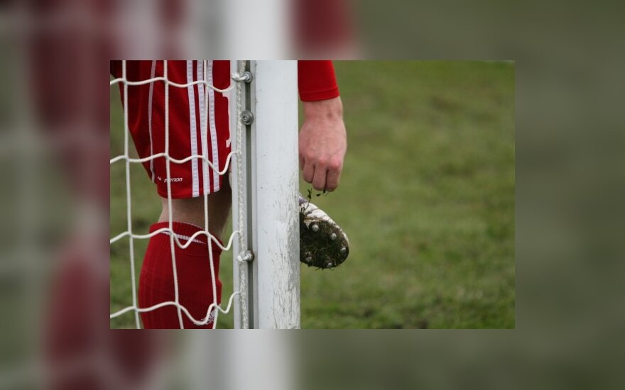 A lygos autsaideris pralaimėjo Lenkijos II lygos futbolo klubui