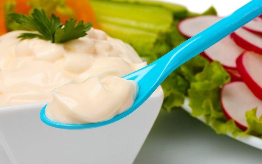 10 netikėtų majonezo panaudojimo buityje būdų