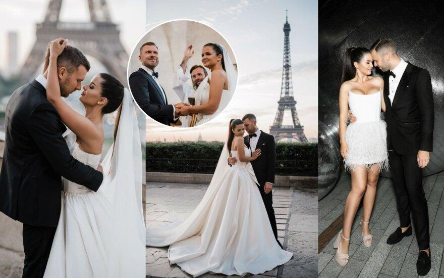 Simonos ir Mindaugo Lipnių vestuvių akimirkos / Foto: Mikita Studio ir Gabrielė Švirinė