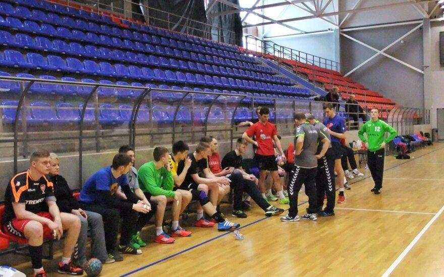 Lietuvos jaunimo U20 rankinio rinktinė
