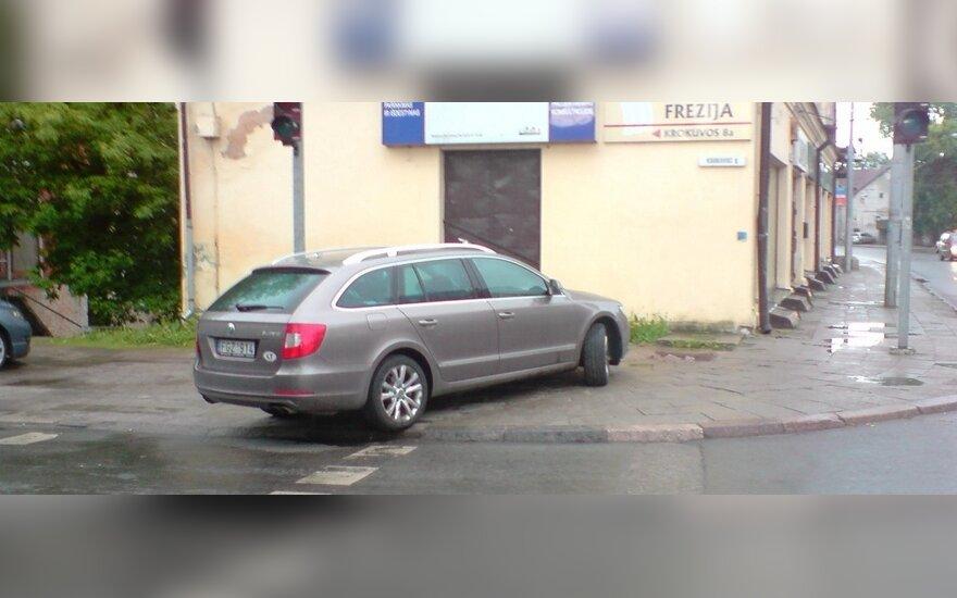 Vilniuje, Kalvarijų g. 2011-05-25