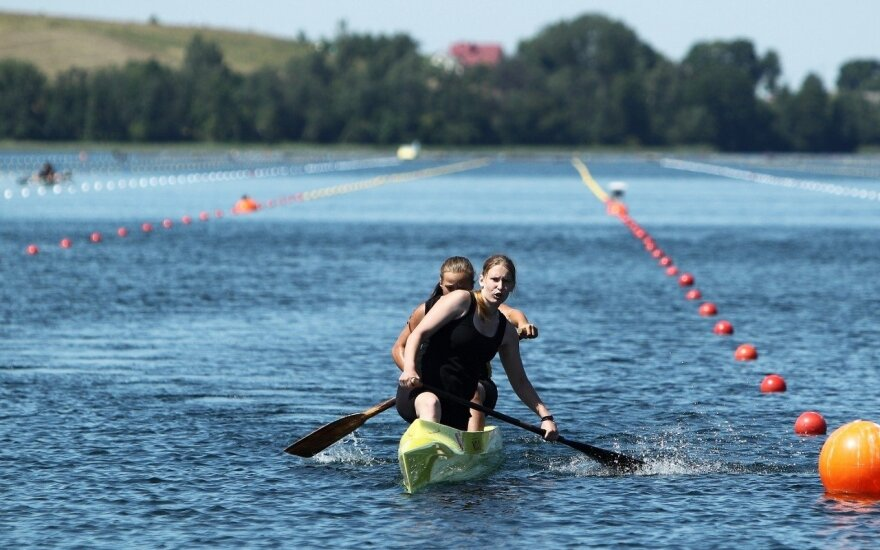 Lithuania to host world canoe masters championships at Trakai