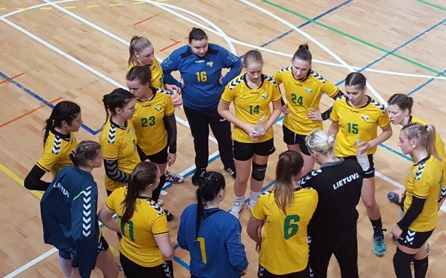 Lietuvos merginų U-19 rankinio rinktinė