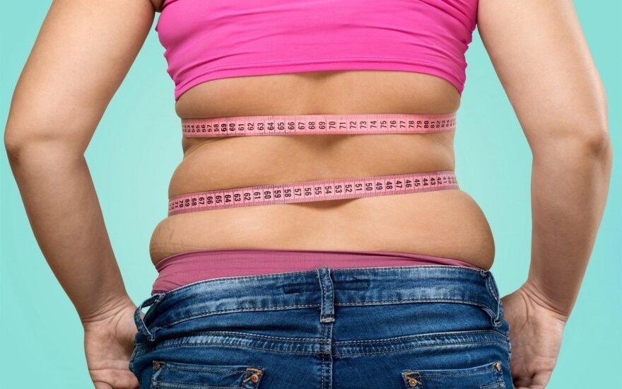 Atrastas slaptas hormonas, dėl kurio auga svoris