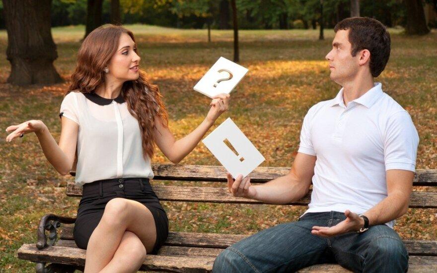 Priežastys, kodėl dažnai keičiasi jūsų partneriai: surasti tą vienintelį trukdo ne tik per aukšti standartai, bet ir per greitas seksas