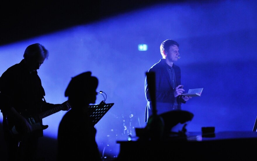 Rolandas Kazlas ir jo koncertas
