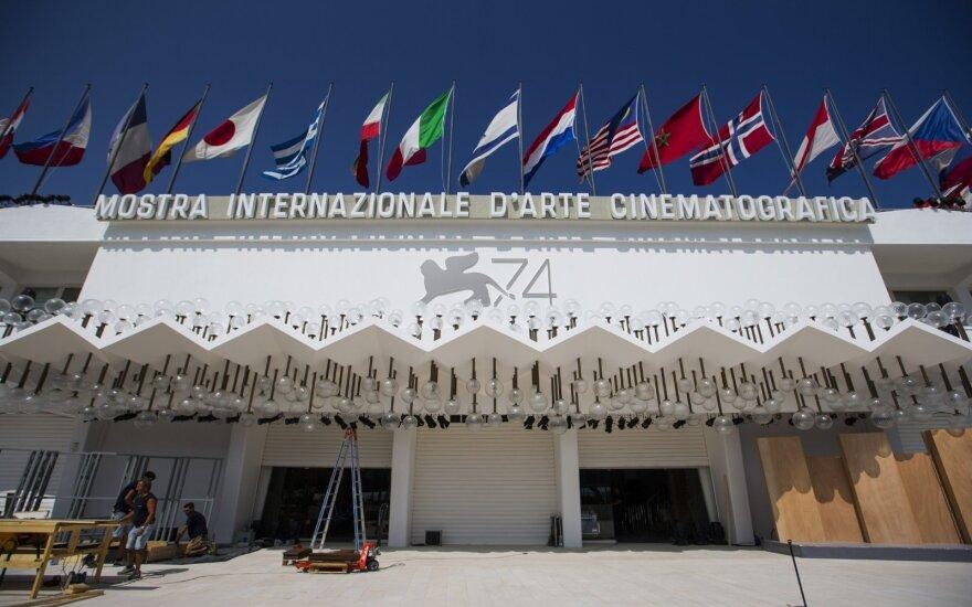 Venecijos kino festivalis 2017