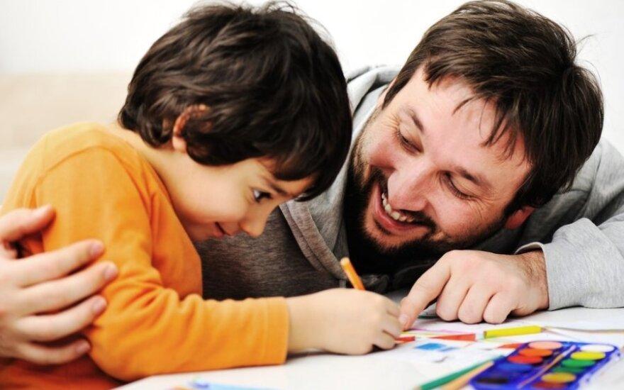 Namų darbai tėvams: kodėl dažnai nepažįstame savo vaikų?