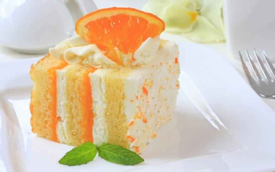 Apelsininis tortas