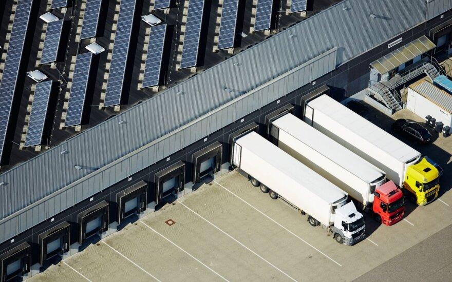 """""""Capitalica"""" plėtos virš 100 mln. eurų dydžio žaliąjį logistikos NT fondą"""