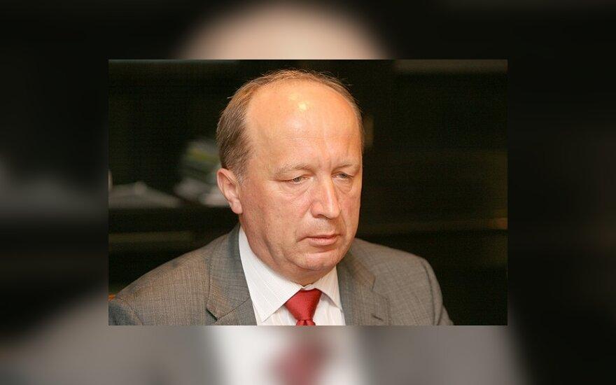 A.Kubilius: riaušės prie Seimo kainavo šimtus milijonų