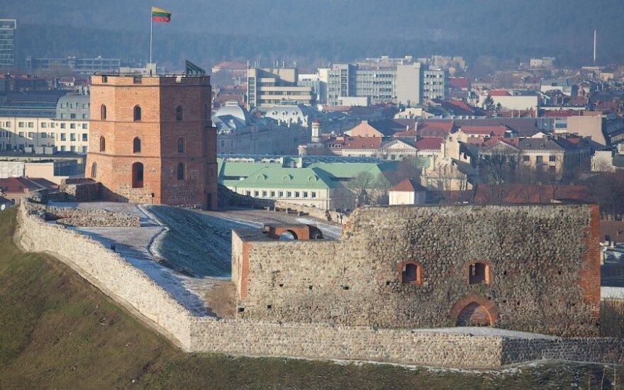 Vilniuje – renginys Europos jaunimui