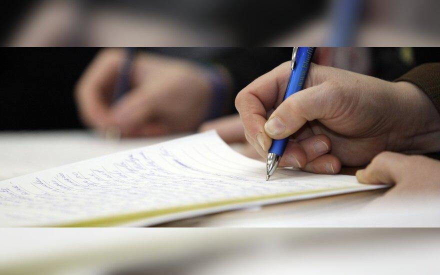 Baigėsi stojančiųjų į aukštąsias mokyklas registracija