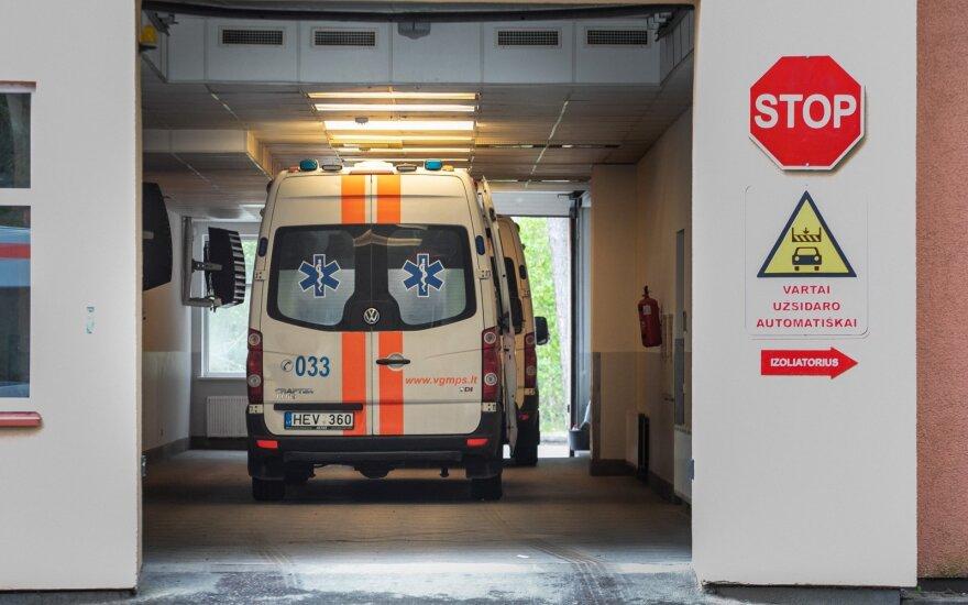 Lithuania reports one new coronavirus death