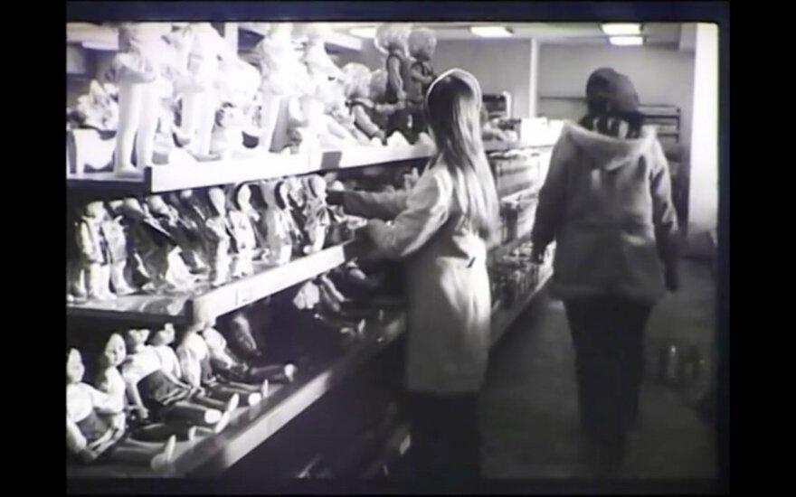 Parduotuvės sovietmečiu